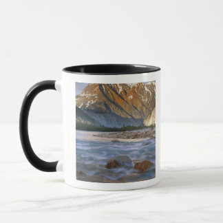 Canada, British Columbia, Alsek River Valley. Mug