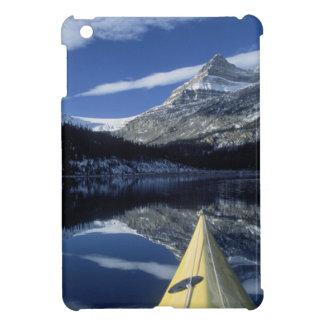 Canada, British Columbia, Banff. Kayak bow on iPad Mini Cover
