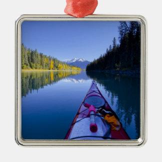 Canada, British Columbia, Bowron Lakes Christmas Ornaments