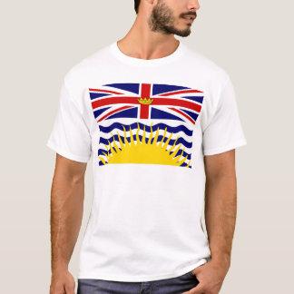 Canada British Columbia Flag T-Shirt