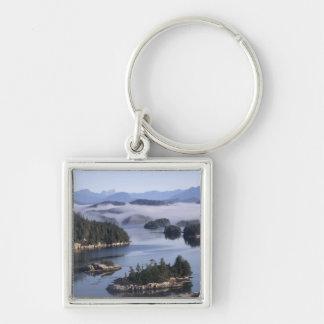 Canada, British Columbia, Johnstone Straight Keychain