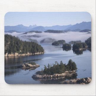 Canada, British Columbia, Johnstone Straight Mouse Pad