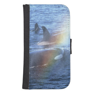 Canada, British Columbia, Johnstone Straight, Phone Wallet Case