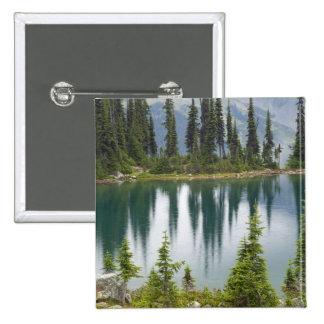 Canada, British Columbia, Revelstoke National Pinback Button