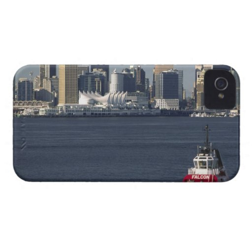 Canada, British Columbia, Vancouver. Downtown Case-Mate iPhone 4 Cases