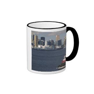 Canada, British Columbia, Vancouver. Downtown Mug
