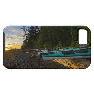 Canada, British Columbia, Vancouver Island, 2 iPhone SE/5/5s Case