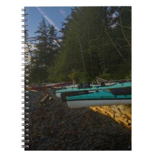 Canada, British Columbia, Vancouver Island, 2 Notebook