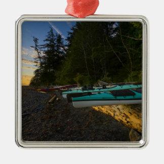 Canada, British Columbia, Vancouver Island, 2 Ornament