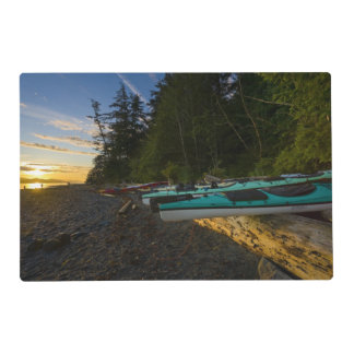 Canada, British Columbia, Vancouver Island, 2 Placemat