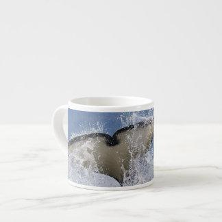 Canada, British Columbia, Vancouver Island, Espresso Cup