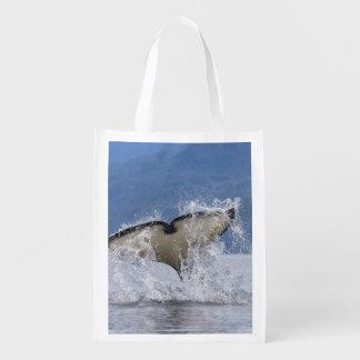 Canada, British Columbia, Vancouver Island, Grocery Bag