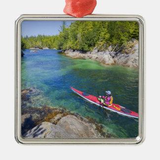 Canada, British Columbia, Vancouver Island. Sea 2 Ornament