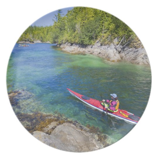 Canada, British Columbia, Vancouver Island. Sea 2 Plate
