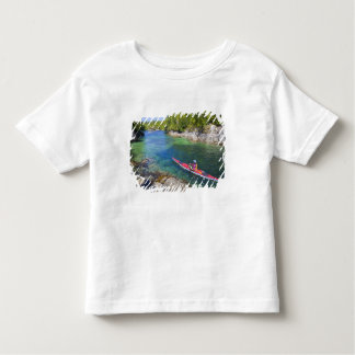Canada, British Columbia, Vancouver Island. Sea 2 Toddler T-shirt