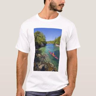 Canada, British Columbia, Vancouver Island. Sea T-Shirt