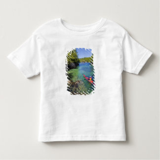 Canada, British Columbia, Vancouver Island. Sea Toddler T-shirt
