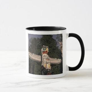 Canada, British Columbia, Vancouver.  Native Mug