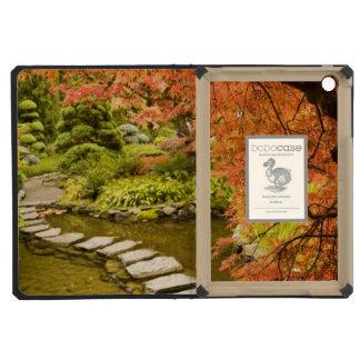 CANADA, British Columbia, Victoria. Autumn iPad Mini Retina Cover