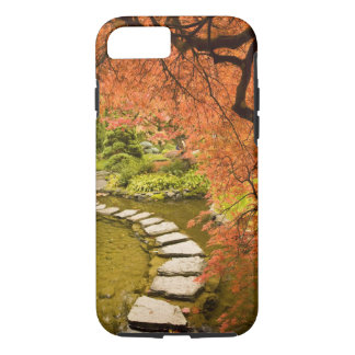 CANADA, British Columbia, Victoria. Autumn iPhone 8/7 Case