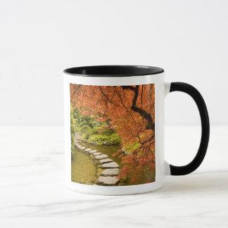 CANADA, British Columbia, Victoria. Autumn Mug