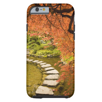 CANADA, British Columbia, Victoria. Autumn Tough iPhone 6 Case