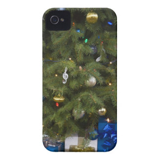 CANADA, British Columbia, Victoria. Christmas iPhone 4 Case