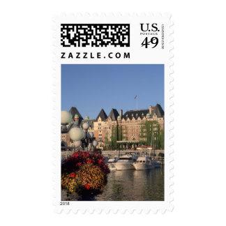 Canada, British Columbia, Victoria Empress Hotel Stamps