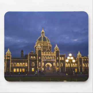CANADA, British Columbia, Victoria. Evening, Mouse Pad