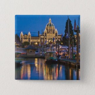 Canada, British Columbia, Victoria, Inner Button