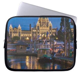Canada, British Columbia, Victoria, Inner Computer Sleeves