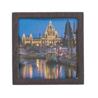 Canada, British Columbia, Victoria, Inner Gift Box