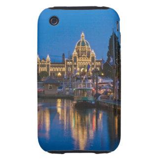 Canada, British Columbia, Victoria, Inner iPhone 3 Tough Cover