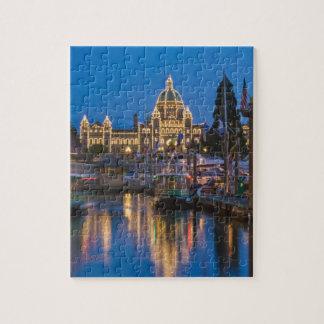 Canada, British Columbia, Victoria, Inner Jigsaw Puzzle