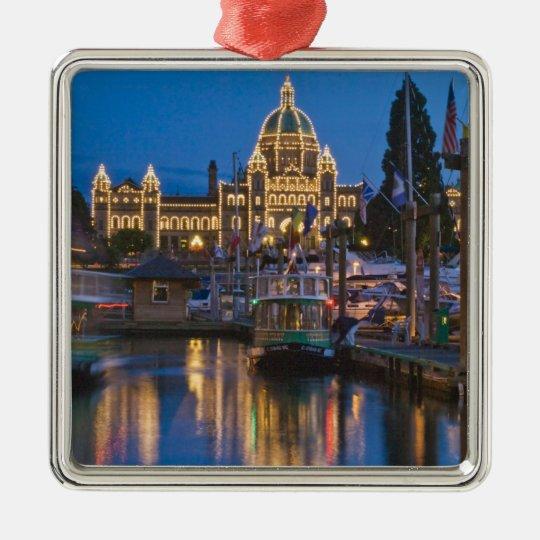 Canada, British Columbia, Victoria, Inner Metal Ornament