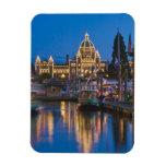 Canada, British Columbia, Victoria, Inner Rectangular Photo Magnet