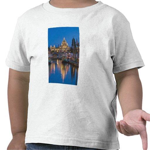 Canada, British Columbia, Victoria, Inner T-shirt