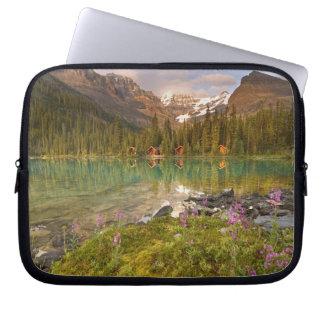 Canada, British Columbia, Yoho National Park. 2 Laptop Sleeve