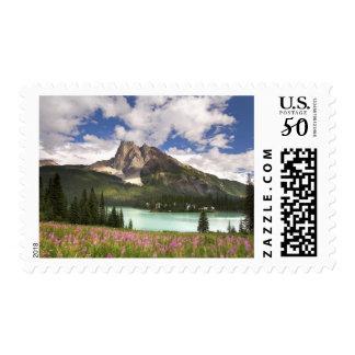 Canada, British Columbia, Yoho National Park. 3 Postage