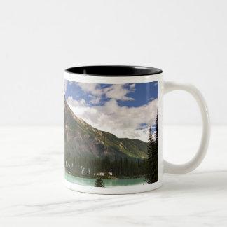 Canada, British Columbia, Yoho National Park. 3 Two-Tone Coffee Mug