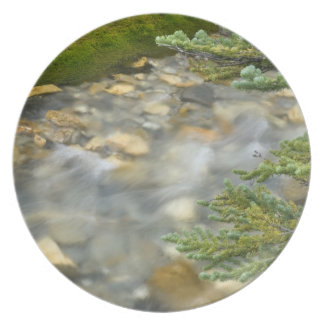 Canada, British Columbia, Yoho National Park. 4 Plate