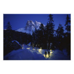 CANADA, British Columbia, Yoho National Park. Photo Print