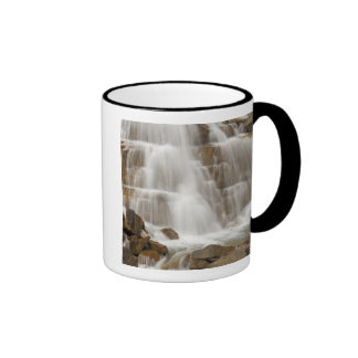 Canada, British Columbia, Yoho National Park. Ringer Coffee Mug