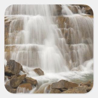 Canada, British Columbia, Yoho National Park. Square Sticker