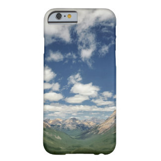 Canada, British Columbia, Yoho NP. Puffy clouds Barely There iPhone 6 Case