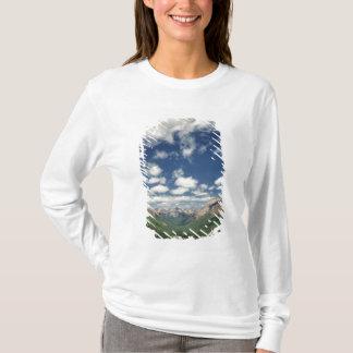 Canada, British Columbia, Yoho NP. Puffy clouds T-Shirt