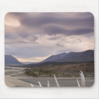 Canada, British Columbia, Yukon Territory, Alsek Mouse Pad