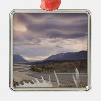 Canada, British Columbia, Yukon Territory, Alsek Ornaments
