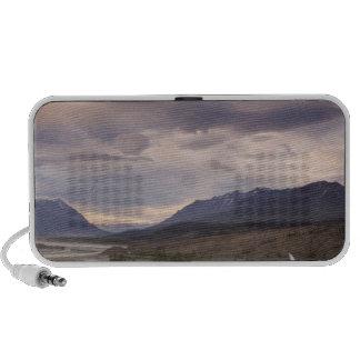 Canada, British Columbia, Yukon Territory, Alsek iPhone Speaker