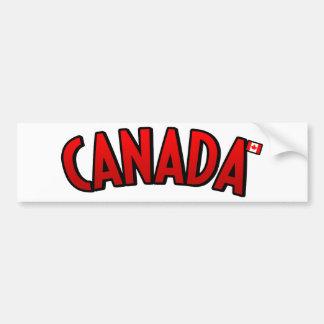 Canada Bumper Stickers